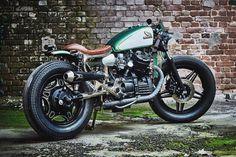 Honda CX500 Cafe Racer by Kingston Custom (@kingstoncustom) - Photos by Kati Dalek (@kayadaek_photography) #motorcycles #caferacer #motos | caferacerpasion.com