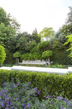 Designer: Tirzah Stubbs Style: Classical Garden Type: Private Garden Garden Types, Private Garden, South Africa, Sidewalk, Gardens, Design, Style, Swag, Side Walkway