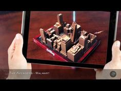 Augmented Reality VIDEO Demonstration- A technology that superimposes a computer-generated image on a user's view of the real world, thus providing a composite view.