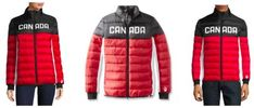 Let's the games begin. Hudson's Bay has just launched its Team Canada Olympic collection ahead of the Pyeongchang, Winter Games in South Korea next month. Hudson Bay, Winter Games, Beauty Magazine, Spring Looks, Korean Outfits, South Korea, Olympics, Korean Fashion, Winter Jackets