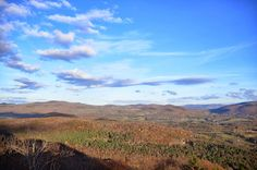 new post on the blog about hiking up Haystack Mountain in Vermont