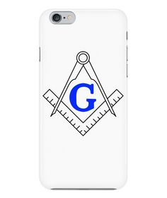 Personalized Case For Galaxy S3 S4 S5 S6 S7 - Freemason