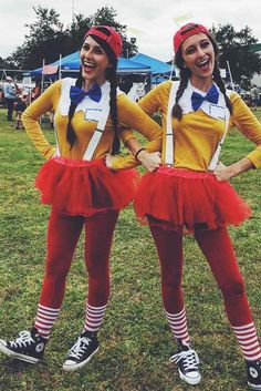 Best friend Halloween costumes are totally a thing right now. Click to discover some… - http://makeupaccesory.com/best-friend-halloween-costumes-are-totally-a-thing-right-now-click-to-discover-some-3/