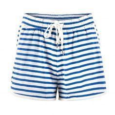 Summer Sun Stripe Shorts | Aloha | Oliver Bonas