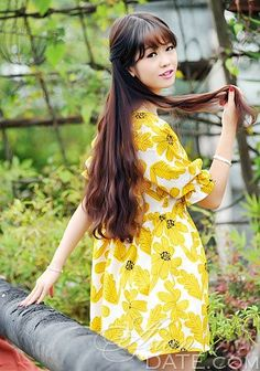 Asian woman sijing(Shmily) : a happy person, intelligent, social, clever, understanding, caring and considerate, who respect other peoples' views, I am passionate with a great sense of humor, responsible and serious when I have to be.  #AsianDate