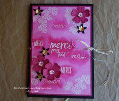 Grande carte cadeau Birthday Blossoms