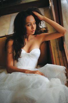 Bridal Fashion at the Bella Sophia Estate, Oahu