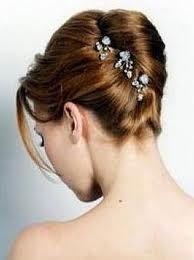 bun tiara hairstyle - Google Search