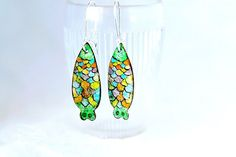 cute multicolor by Kanae   on Etsy