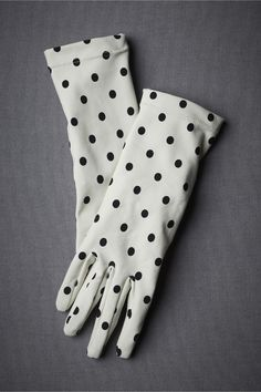 Let's try and bring gloves back as an everyday accessory...