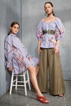 Tanya Taylor Pre-Fall 2017 Collection Photos - Vogue