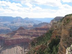 Grand Canyon from the South Rim, Arizona