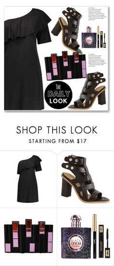 """#77"" by lejla-7 ❤ liked on Polyvore featuring Yves Saint Laurent"