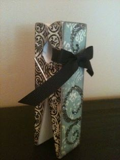 Just for You by Jessica: Jumbo Clothespin Photo Holder