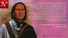 Tecumseh - Shawnee Leader