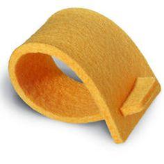 Serviettenringe yellow
