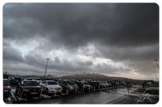First view of the Faroe islands from the Airport #faroairport