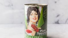 Casalinga Peeled Plum Tomatoes from Olives Et Al | The Plummiest of all Tinned Tomatoes, as authentic as the Pop in a Fiat! Buy now: http://po.st/h9P9Ab