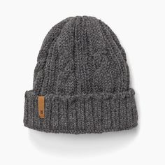 The ethically made, up-for-anything beanie to take on your next adventure. Each is hand-signed by the lady who made it.