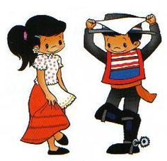 Dibujos Bailes Chile, cueca, jota, Sau Sau, etc Folklore, Minnie Mouse, Disney Characters, Fictional Characters, Snow White, Costumes, Disney Princess, Montessori, Collages