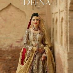 18 Pakistani Designers Every Indian Bride Should Know Pakistani Wedding Outfits, Pakistani Wedding Dresses, Bridal Outfits, Nikkah Dress, Maxi Outfits, Braut Shirts, Pakistan Wedding, Desi Bride, Pakistani Couture