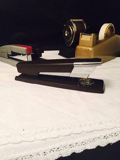 Vintage Swingline 333 Stapler Atomic Style Stapler Made In New