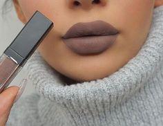 Beauty: Brown Lipstick - Raysa Ruschel