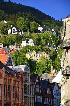Bergen Hills, Norway