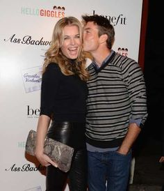 #RebeccaRomijn and #JerryO'Connell step out at the premiere of 'Ass Backwards' at the #VistaTheatre on October 30, 2013 in Los Angeles   http://celebhotspots.com/hotspot/?hotspotid=5497&next=1