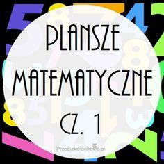 W MARCU JAK W GARNCU – plansze + pomoce – Przedszkolankowo Calm, Education, Counting, Geography, Onderwijs, Learning