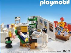 playmobil dentist - Google Search