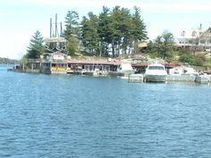 Bonnie Castle Resort in Alexandria Bay, NY