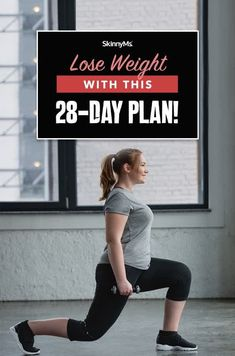 You can do a whole lot more than lose weight with this 28-day plan! It will also increase your energy, positivity, and happiness!