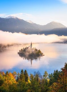 Slovenian Postcard by Daniel F. on 500px