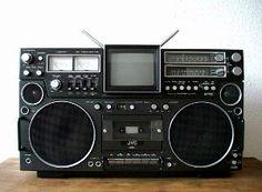 JVC (VICTOR) 3090 EN,CQM, EM Boomboxes |