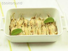 Scapece di alicette: Ricetta Tipica Molise | Cookaround