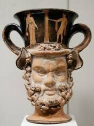 Image result for ancient greek ceramics in museums