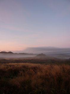 Misty morning, Isle of Luing