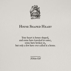 House Shaped Heart