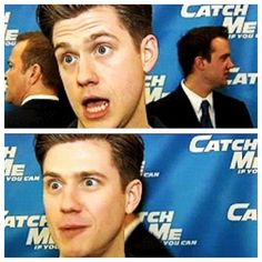 Most adorkable man in the world <3