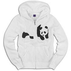 Enjoi Panda Hoodie - I have the purple one