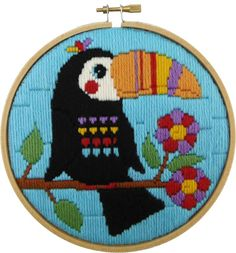 Shop | Category: July eNews new Make It Kits | Product: Toucan
