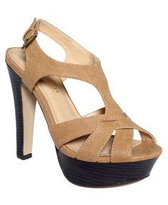 Madden Girl Shoes, Mygee Platform