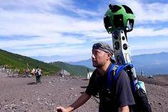 Google adiciona Monte Fuji ao Street View
