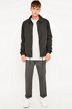 Dickies Torrance Black Coach Jacket