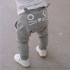Buy Cute Cartoon Pattern Baby Pants Boys Harem Pants Cotton Owl Trousers Spring and Autumn at www.babytibet.com! Free shipping to 185 countries. 45 days money back guarantee.