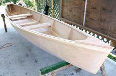 Eloi Priogue Cajun Canoe