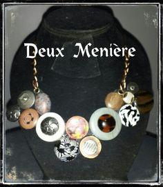 Necklace vintage de nuestra línea de accesorios