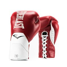 Everlast Elite Pro Fight Boxing Gloves, Competition Fight Gloves   Everlast
