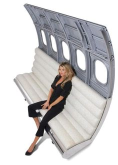 Airplane Couch